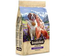 Корм 3кг BROOKSFIELD курица/рис для собак крупных пород  (5651031)