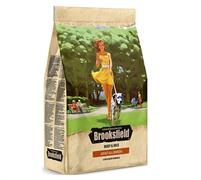 Корм 3кг BROOKSFIELD  говядина/рис для собак всех пород 5651051)