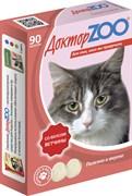 Доктор ZOO 90тб вкус Ветчины мультивитаминное лакомство для кошек (ZR0207)