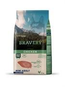 Корм 2кг BRAVERY курица для собак мелких пород
