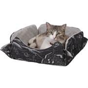 Лежанка раскладная на кнопках 40х30х13см JOY для кошек