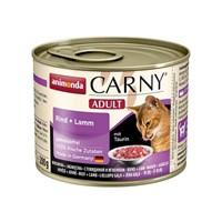 Корм 200г Animonda Carny с говядиной и ягненк. для кошек ж/б (001/83705)