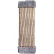 Когтеточка большая плетеная сизаль 50х15см Шурум-Бурум серая для кошек