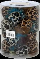 Мяч пятнистый 4см Шурум-Бурум текстильная игрушка для кошек (CT12022)
