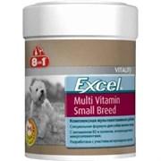 Эксель Мультивитамины 8in1 70тб для мелких пород собак (109372)