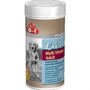 Эксель Мультивитамины 8in1 70 тб для взрослых собак (108665)