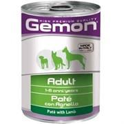 Корм 400г GEMON паштет ягненок для собак (70387811)