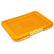 Туалет 46,5х33х4см Шурум-Бурум желтый для собак (P689)