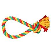 Веревка-Петля 40см JOY текстильная игрушка для собак