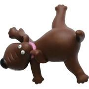 Собака 13см Шурум-Бурум виниловая игрушка для собак (VT 122089)