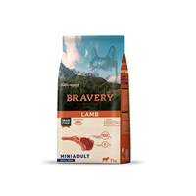 Корм 7кг BRAVERY ягненок для собак мелких пород