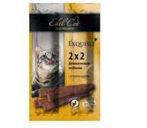 Колбаски-мини Эдель Кэт 4шт утка/сыр для кошек (1001874)