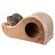 Домик Улитка 72х30х36см JOY для кошек