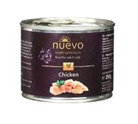 Корм 200г Nuevo курица для кошек (92860)