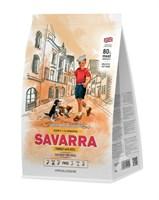 Корм 3кг SAVARRA индейка/рис для щенков (5649001)