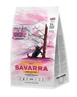 Корм 400г SAVARRA ягненок/рис для кошек (5649110)