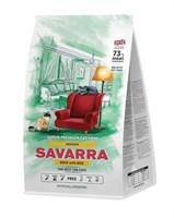 Корм 400г SAVARRA Indor утка/рис для кошек живущих в помещении (5649130)