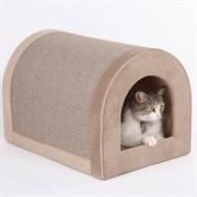Домик Сундучок 36*50*35см JOY для кошек