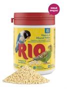 Витаминно-минеральные гранулы 120г RIO для волнистых и средних попугаев