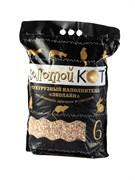 """Наполнитель 6л """"Золотой кот"""" впитывающий кукурузный для грызунов (КК40020)"""
