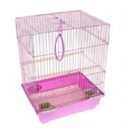 Клетка 35х28х46см прямоугольная для птиц (ДКпА405)