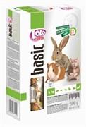 Корм 500г Lolo Pets коктейль для грызунов и кроликов (Lo-71149)