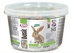Корм 2кг Lolo Pets полнорационный для кроликов (Lo-71261)