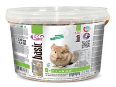 Корм 3л Lolo Pets полнорационный для шиншилл (LO-71661)