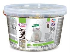 Корм 1,9кг Lolo Pets полнорационный для декоративных крыс (LO-71561)