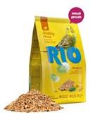 Корм 500г RIO для волнистых попугаев в период линьки (681С)