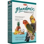 Корм 850г Padovan Grandmix Parrocchetti для средних попугаев (003/РР00185)