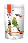 Корм 600г Lolo Pets фруктовый для волнистых попугаев (LO-70215)