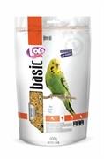 Корм 600г Lolo Pets полнорационный для волнистых попугаев (LO-70214)