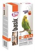 Корм 500г Lolo Pets фруктовый для волнистых попугаев (LO-72101)
