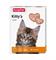 Kittys Unior 150тб Beaphar с биотином для котят (12508С) - фото 5860